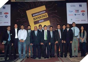 Participants at 2nd International E-Banking Conference Bangladesh 2010.