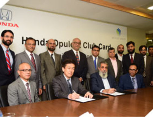 Access Group joins hands with Honda Atlas Cars  to launch  1st Automobile OEM Loyalty Card Program in Pakistan