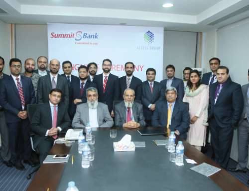 Summit Bank partners with Access Group for Summit Dolmen Loyalty Program