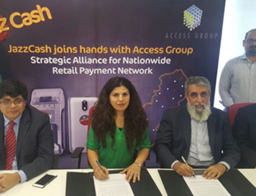 JazzCash joins hands with Access Group